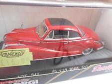 L. MIRROR GONE DETAIL CARS PLATINUM ART.241 BMW RED 502 COUPE 1/43 Diecast  N31