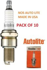 NOS AUTOLITE Spark Plugs SNOWMOBILE MOTORCYCLE MOPED SCOOTER 10 PACK