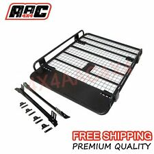 Steel Tradesman Roof Rack For Ford Ranger 2012-2018 PX PXII MK2 PXIII Dual Cab