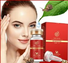 High quality snail100% essence hyaluronic acid liquid whitening spot essence