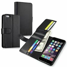 Custodie portafogli nero per cellulari e palmari Apple