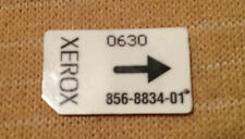 Xerox Phaser 4500 Printer Configuration SIM Card 856-8834-01