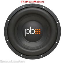"10"" SUBWOOFER PowerBass Premium HQ Car Audio Stereo SVC Sub WOOFER Bass Speaker"