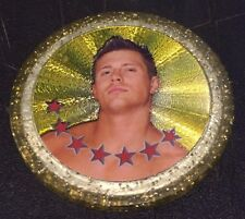 THE MIZ Topps POWER CHIPZ WWE GOLD Sparkle POKER CHIP #G8 Short Print 1: 24 SP