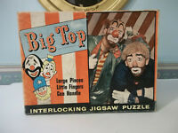 Circus Jigsaw Puzzle Featuring Ed McMahan As The Big Top Clown