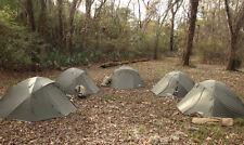 MMI Tactical Combat Tent II USMC Design 2 Person Tent Olive Drab To Desert Tan