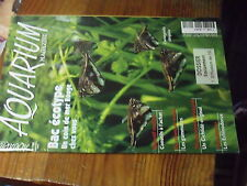 $$ Revue Aquarium Magazine N°184 Mer Rouge  Diffuseurs de CO2  Grammares  Cichli