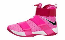 277bef28bbd25 Nike Lebron Soldier 10 X Think Pink Kay Yow Black Vivid Pink 844374-606 Size