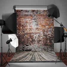 EG_ 1.5x2.1m 3D Retro Brick Wall Background Studio Photography Photo _GG