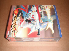 Gatchaman & Gatchaman OVA Complete Collection (Blu-ray, 14-Disc Set) NEW DVD