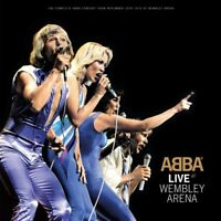 ABBA - LIVE AT WEMBLEY ARENA   2 CD NEW