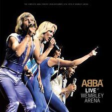 ABBA - LIVE AT WEMBLEY ARENA   2 CD NEU