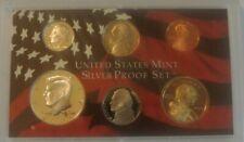 2004 Silver Mint Proof Partial Set no coa or box