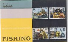 GB Presentation Pack 129 1981 Fishing 10% OFF 5