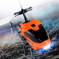 Mini Helicopter Induction Aircraft Remote Control RC Drone W/Flash Light OK