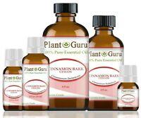 Ceylon Cinnamon Bark Essential Oil Sri Lanka 100% Pure Natural Therapeutic Grade