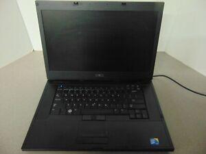 Dell Latitude E6510, i5-M520 2.5GHz, 4GB No HDD (Read Ad)