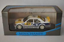 Minichamps - Mercedes 190 E Evo 1 DTM - MS-JET Biela - 1990 - 1/43