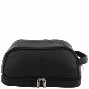 Cobb & Co Oliver Leather Mens Toiletry Bag  All Handbags
