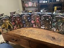 Bandai Mighty Morphin Power Rangers 6.5 Legacy Figures Lot