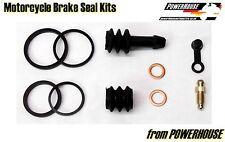 Kawasaki KLE 500 A 91-02 front brake caliper seal repair kit 1991 1992 1993 1994