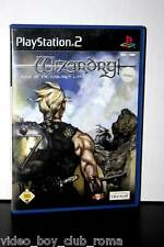 WIZARDRY TALE OF THE FORSAKEN LAND usato buono stato PLAYSTATION 2 FR1 PS2 31785