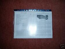 YAESU FT290 MK1 Handbook and circuit HAM RADIO