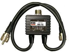 ANTENNA CB mobile DUPLEXER HF 1.6-150MHZ 400-460 MHz