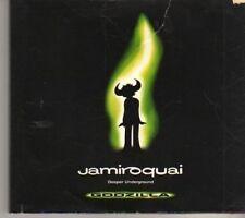 (BX731) Jamiroquai, Deeper Underground - DJ CD
