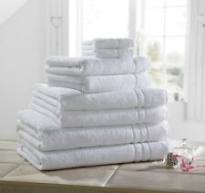 Fantastic Offer Towel Bundle of 4 x Hand Towels & 2 x Guest Towels 450gm White