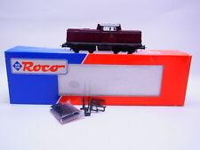 LOT 66593   Roco H0 43644 Diesellok V 100 der DB rot in OVP