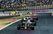 Johnny Dumfries JPS Lotus 98T Spanish Grand Prix 1986 Photograph 2
