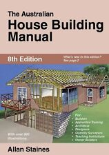The Australian House Building Manual by Allan Staines (Paperback, 2014)