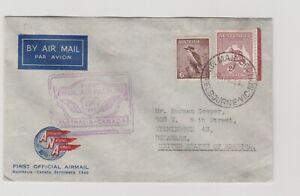 Australia to USA Air Mail   (BP103)