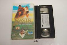 CA3 K7 VIDEO VHS LASSIE DES AMIS POUR LA VIE