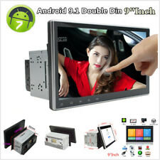 """Android 9.1 Double 2Din 9"""" 1080P Touch Screen Quad-core RAM 1GB ROM 16GB Player"""