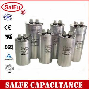 CBB65 450VAC 40/85/21 50/60Hz Air Conditioner Appliance Motor Run Capacitor AU