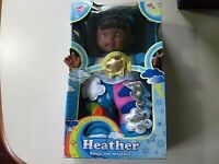 Heather Sings the Weather doll, NEW in box, needs batteries