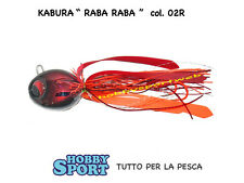 KABURA JIG RABA RABA n 20 - Col. 02 R - 75 gr - ORIGINALE - OFFERTA SCONTO 40%
