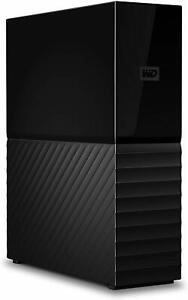 NEW WD My Book 12TB External HDD USB 3.0 External Hard Drive HDD WDBBGB0120HBK