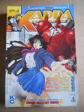 KAPPA MAGAZINE n°52 Il nuovo film di LUPIN III Star Comics  [G370H]