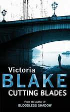 Cutting Blades,Blake, Victoria,Good Book mon0000089516