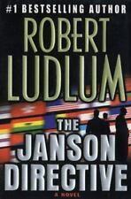 The Janson Directive by Robert Ludlum (2002, Hardcover, Revised edition)