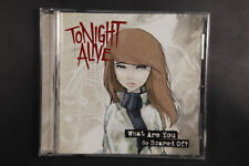 Tonight Alive ‎– What Are You So Scared Of? 2001    (Box C379)