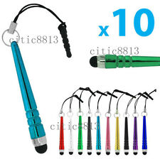 Universal 10pcs Mini Metal Stylus Touch Screen Pen For Phone Tablet Clearance CI
