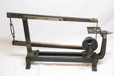 Vintage Walker Turner Cast Iron Table Top Jig Scroll Saw Woodworking