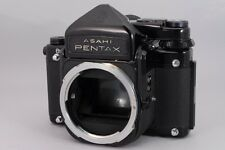 【Ex++】 Asahi Pentax 6X7 Medium Format Camera Mirror Up from Japan Free shipping