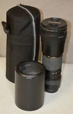 Tamron 200-500 Telephoto Camera Lens (Canon) ~ USED