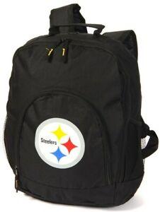 Forever Collectibles NFL Black Zaino P.Steelers Zaino Nero
