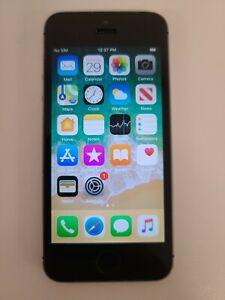 Apple iPhone 5s - 16GB - Space Gray (Verizon) A1533 (CDMA   GSM)